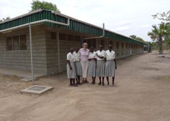 Escuela Secundaria de niñas de Rumbek