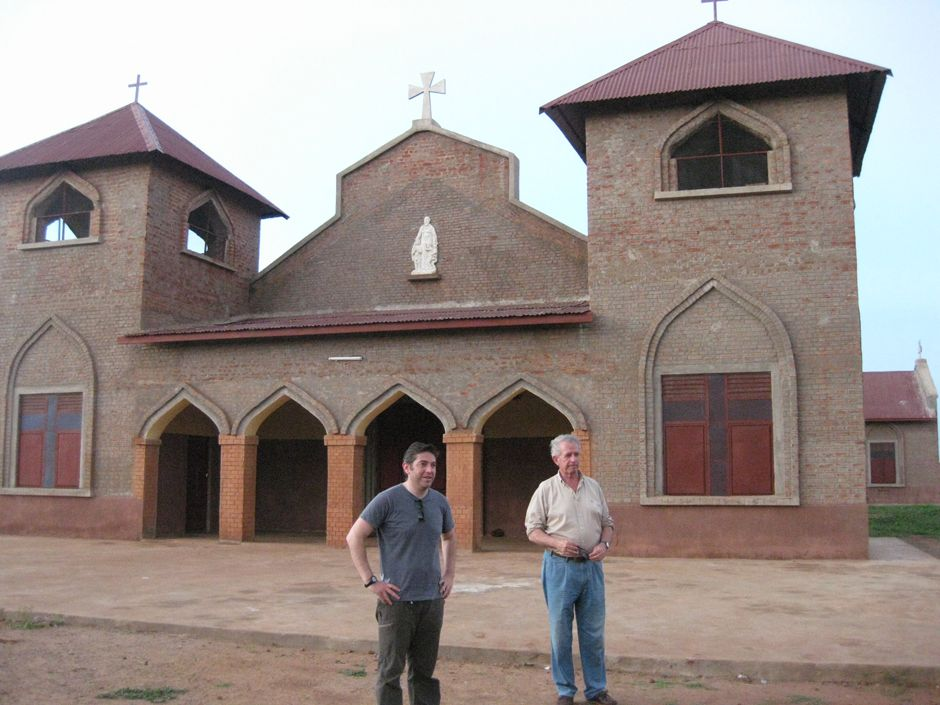 Iglesia de Yirol