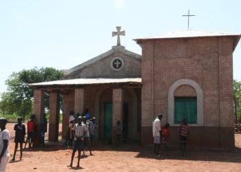 Iglesia de Arwau