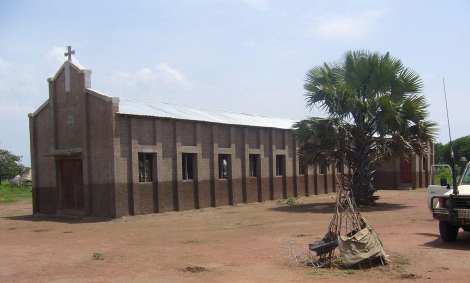 Iglesia de Adior