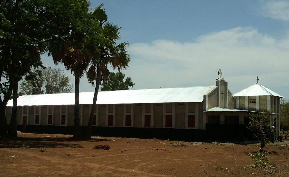 Iglesia de Nyang