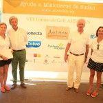 Torneo de Golf de Amsudan en Villa Nueva Golf, 2016