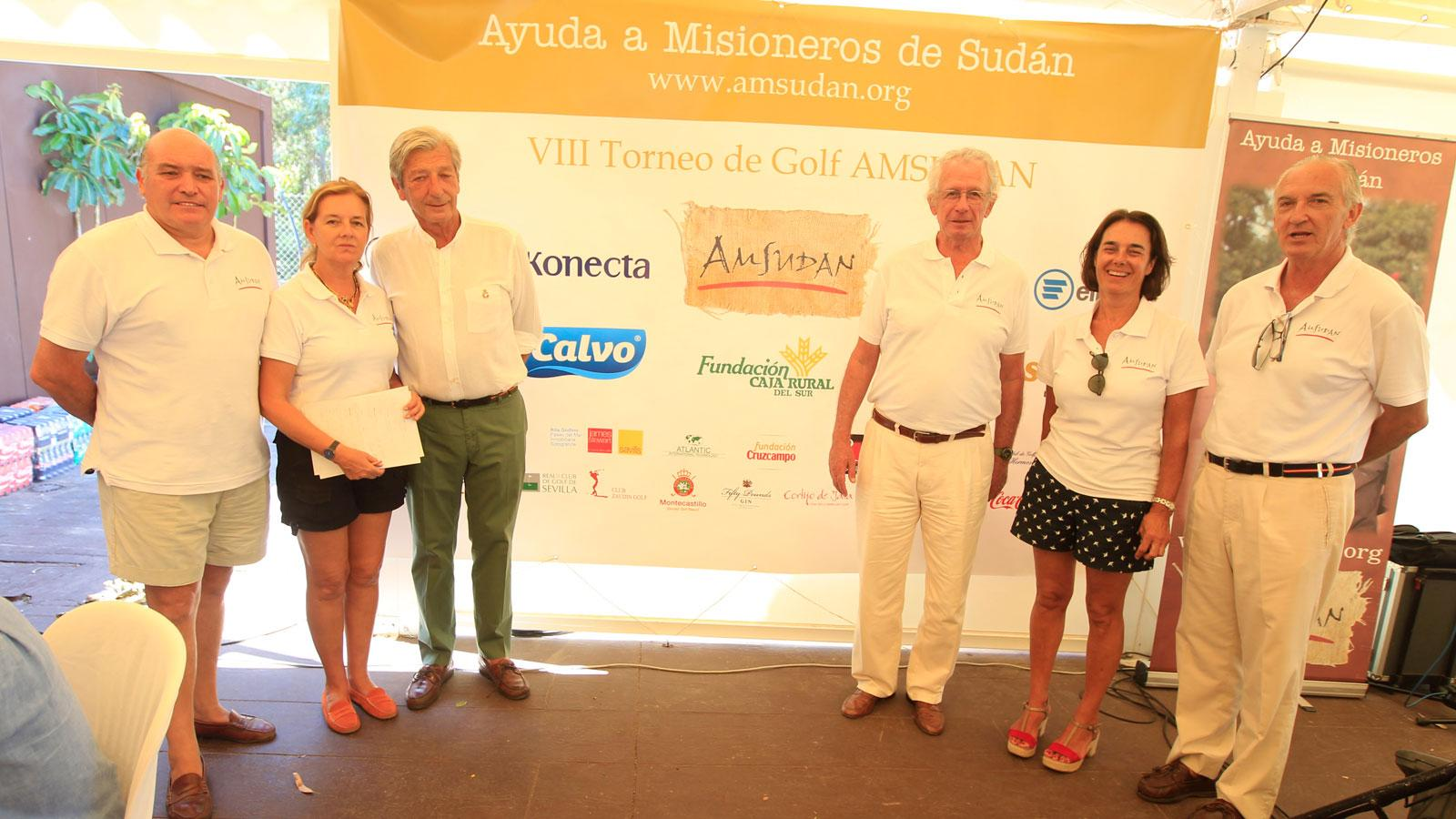 Torneo Golf Puerto Real