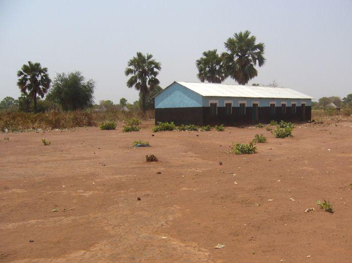 Escuela primaria de Bunagany