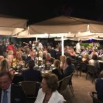 CENA DE BARCELONA EN REAL CLUB DE POLO EL 20 DE JUNIO DE 2019